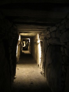 At Knowth