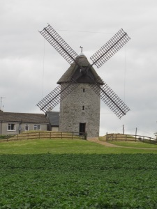 Skerries Windmill with four sails