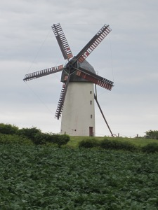 Skerries Windmill with five sails
