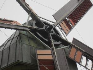Five sail windmill at Skerries