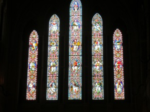 Christchurch Cathedral Stained Glass