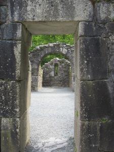 At Glendalough