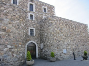 Wicklow Gaol Dating from 1702 but with a new front face