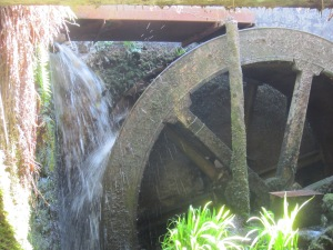 Ballyminane Water Wheel