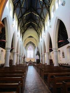 St Aiden's Church Enniscorthy - Pugin design