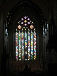 St Aiden's Stained Glass Windows - Enniscorthy
