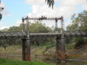 IMG_2012 Wilcannia Lift Bridge on the Darling