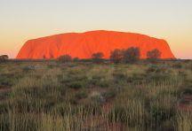 IMG_2293 Uluru Traditional Sunset View